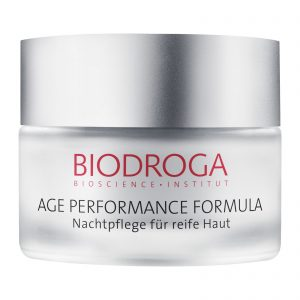biodroga age performance night care dry skin
