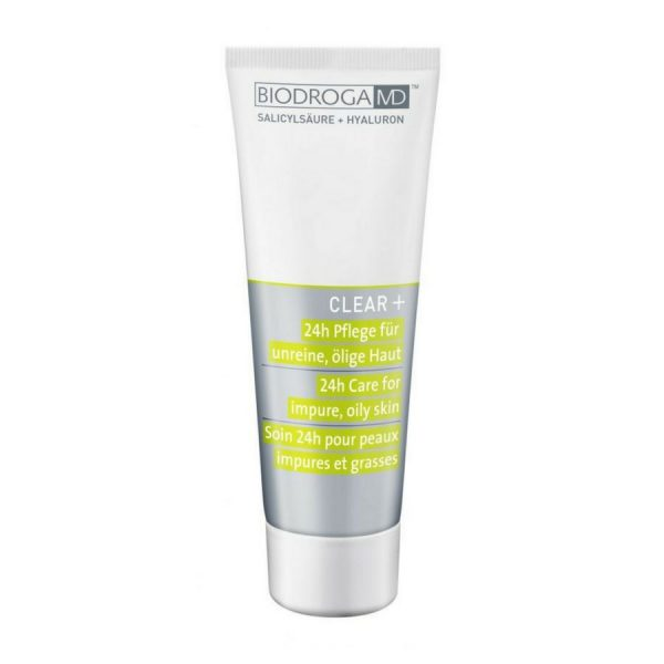 Biodroga MD CLEAR+ 24-Hour Care, Impure/Oily Skin