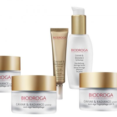 Golden Caviar Radiance & Anti-Age Sleeping Cream-Serum biodroga