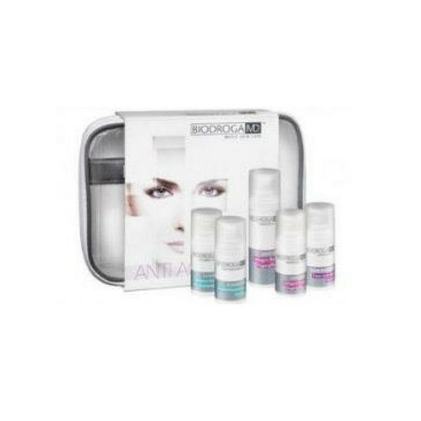 anti age gift and travel set biodroga md