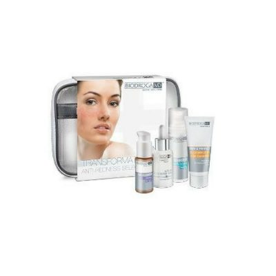 Travel and gift set for anti redness biodroga md