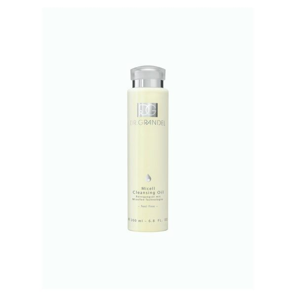 micell cleansing oil dr grandel