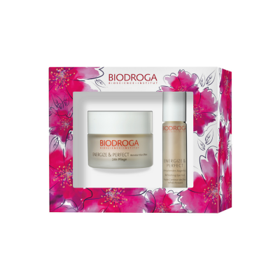 biodroga energize & perfect gift set