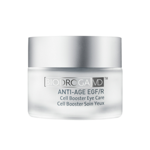 Biodroga MD Anti-Age EGF/R Cell Booster Eye Care was developed for the sensitive skin of the eye contours.