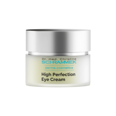 Dr. med. Schrammek High Perfection Eye Creamhelps to reduce the appearance of small wrinkles and shadows under the eyes.