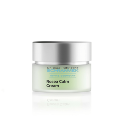 Rosea Calm Cream is special care reduces redness and calms the skin. Combats inflammations and visible small veins on the face.