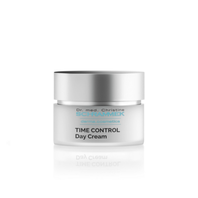 Dr. med. Schrammek Time Control Day Creamis a premium moisturizer for improving skin texture and restructuring skin.