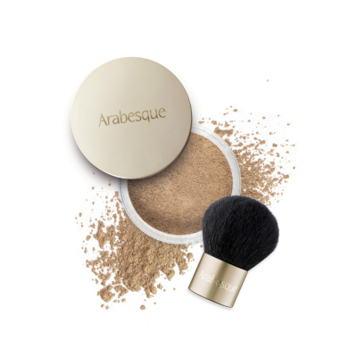 arabesque mineral foundation dr. grandel