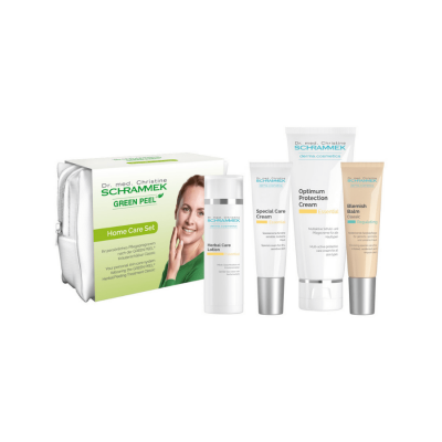 dr schrammek green peel homecare kit