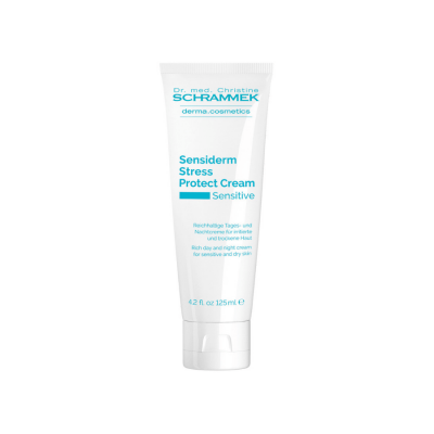 dr. schrammek professional skin care stress protect creame