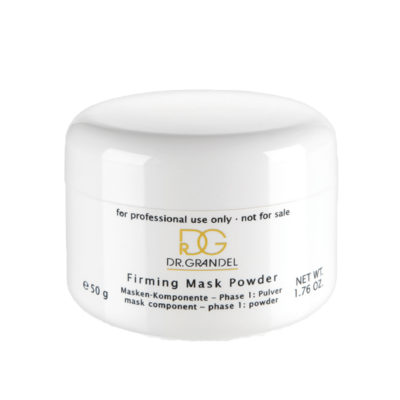 Dr. Grandel Firming Mask Powder is a firming kaolin-based mask powder. Makes the contours significantly firmer and tighter. Stimulates micro circulation.