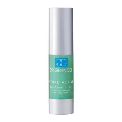 Dr. Grandel HYDRO ACTIVE Eye Contour Gelis a moisturizing gel with Hyaluron for the eye zone. Provides the sensitive eye zone with pure moisture.