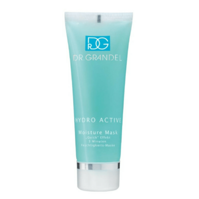 Dr. Grandel HYDRO ACTIVE Moisture Mask works in just 3 minutes. adds moisture, long-lasting. Biokosmetik of Texas | Professional pricing available.