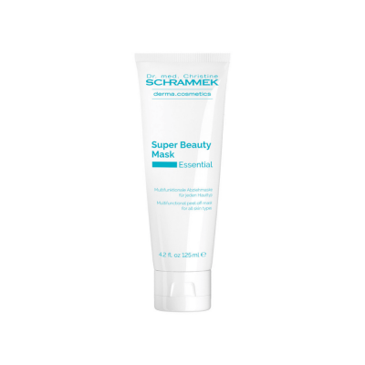 dr. schrammek super beauty mask professional skin care