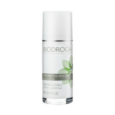 Energizing Cream Deodorant by Biodroga