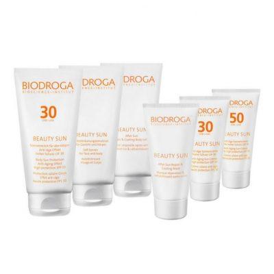 biodroga sun protection mask