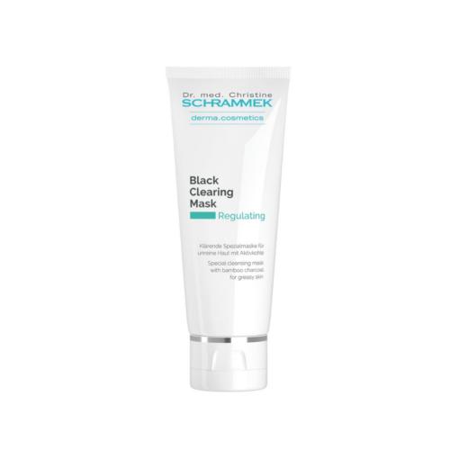 Dr. Schrammek Black Clearing mask professional skin care