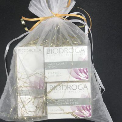 body biodroga gift set christmas