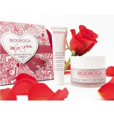 kit intense moisture biodroga