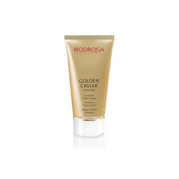 golden caviar luxurious cream mask biodroga