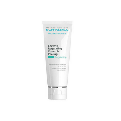 Enzyme Regulating Cream & Peeling Dr. Schrammek