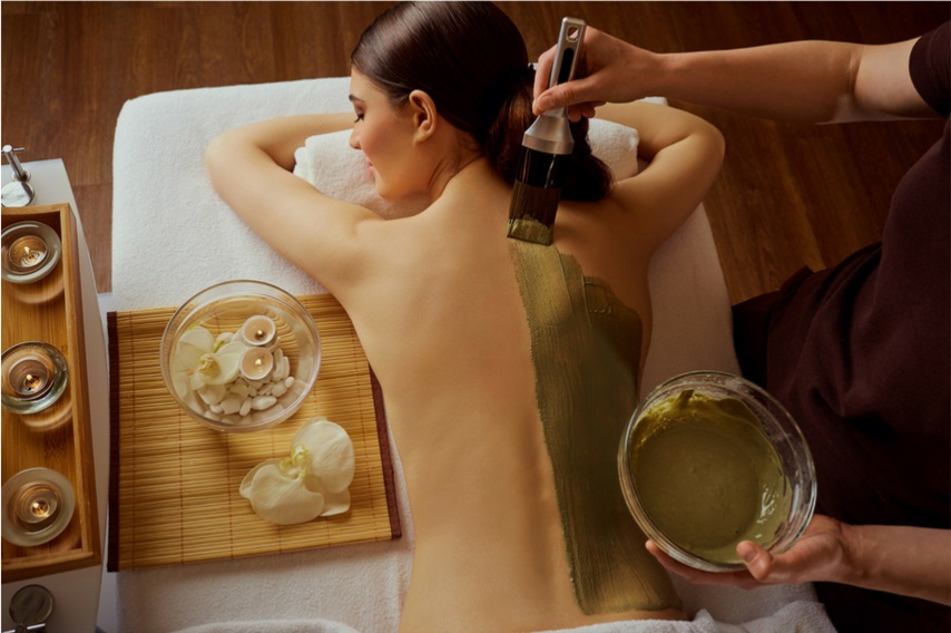 hydrating and soothing body wrap biodrga