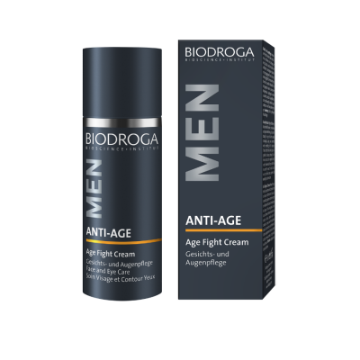 Mens anti age fight cream biodroga