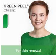 Dr. med. Schrammek GREEN PEEL®model