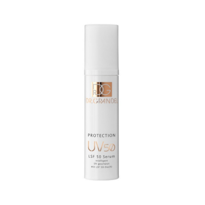 Protection UV SPF 50 serum Dr. Grandel