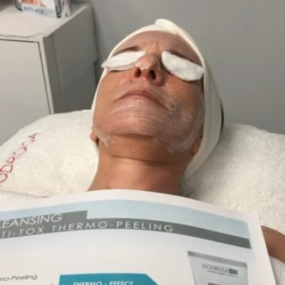 anti tox peel and microlift mask treatment biodroga md