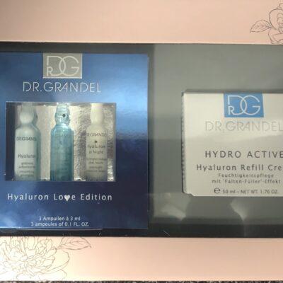 dr. grandel hyaluron gift set