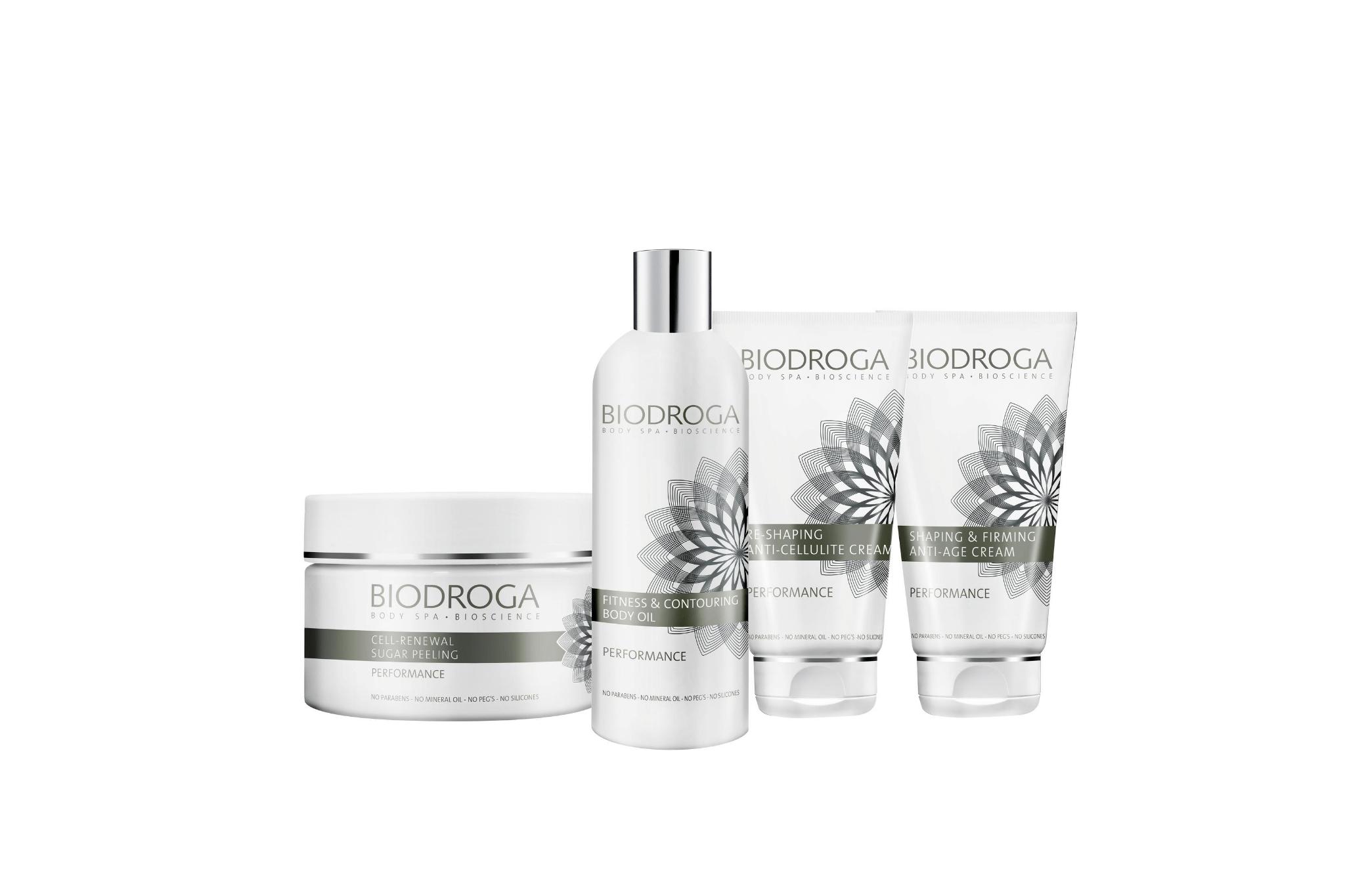 Biodroga body spa performance
