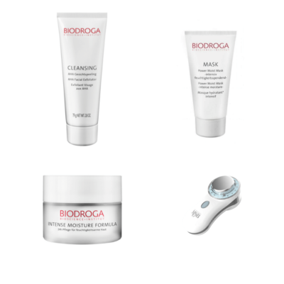 Biodroga Hydrating Facial home