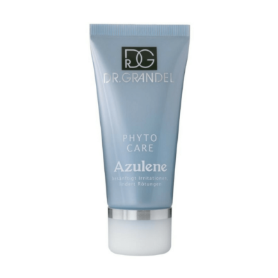 Dr. Grandel Azulene Cream is a 24 - Hour Moisturizer that soothes irritated, reddened skin.
