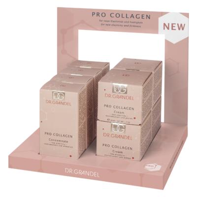 Pro Collagen Display Dr. Grandel